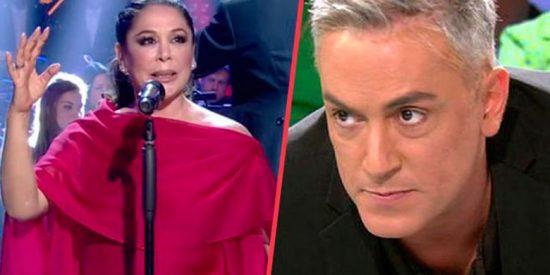 """Isabel Pantoja deja sin sueldo a Kiko Hernández por """"listillo"""""""