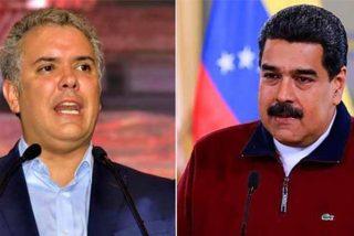 """Maduro juega al bravucón con Colombia, pero Duque le mete un 'zasca' monumental: """"En lugar de gastar en misiles, compre alimentos para los venezolanos"""""""