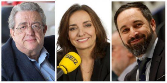 El venenoso comentario de José María Izquierdo en la SER contra Vox y con la anuencia de Pepa Bueno