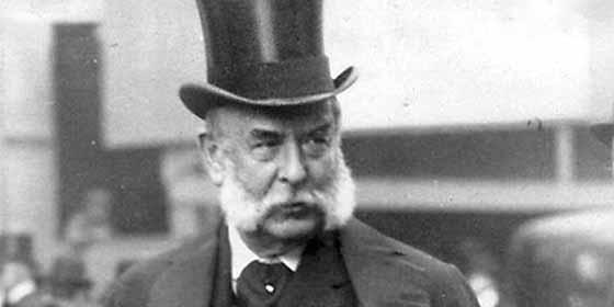 J.P Morgan, el banquero cruel que salvó la economía de EEUU y cambió el paradigma de la ostentación y los millones