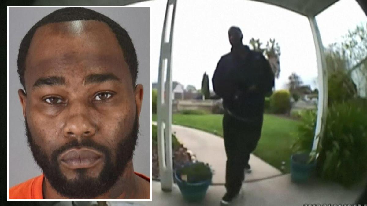 Conductor de Uber intenta robar en la casa de sus clientes, pero termina en prisión