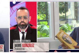 """Jaime González estalla contra David Jiménez por su puñalada: """"Lo único que ha hecho es esparcir mierda"""""""