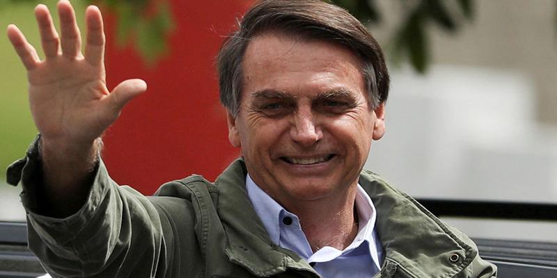 """Jair Bolsonaro: """"Brasil no puede ser un paraíso del turismo gay. Si quieres tener sexo con una mujer, adelante"""""""