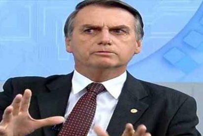 """Bolsonaro: """"La decisión va a ser mía si apoyo una intervención militar en Venezuela"""""""