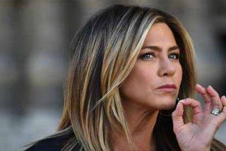 Jennifer Aniston muestra una divertida foto con el creador del corte de pelo de Rachel en 'Friends'