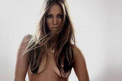 La foto de Jennifer López sin sujetador de la que todos hablan