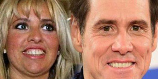 ¿Sabes por qué la nieta de Benito Mussolini llama bastardo a Jim Carrey?