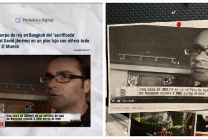 """La redacción de El Mundo no 'olvida' a David Jiménez: """"Aquí lo primero que hizo como director fue pedirse un Touareg de 70.000 euros"""""""