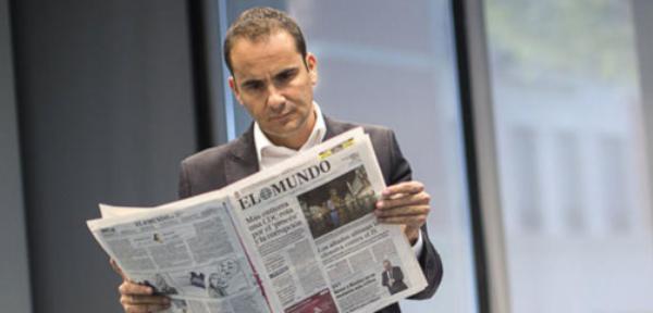 Varios periodistas sacan los colores a David Jiménez, ex director de El Mundo, por pontificar sobre el periodismo de guerra