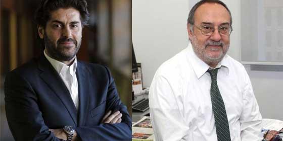 Terremoto en la prensa deportiva: Vicente Jiménez, ex número 2 de El País, sustituye a Alfredo Relaño al frente de AS