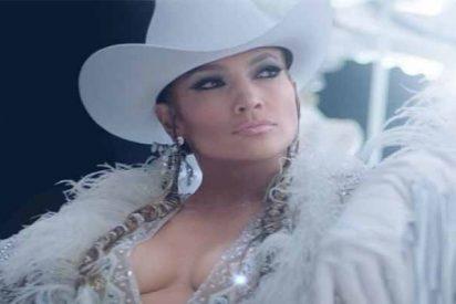 Jennifer López lanza una noticia 'bomba' en un vídeo de sólo un minuto
