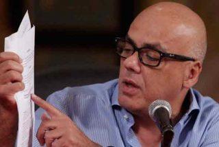 Jorge Rodríguez, el psiquiatra maléfico del régimen de Maduro, anunció su positivo por coronavirus
