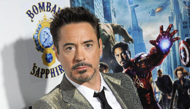 El beso de Tony Stark con un actor mexicano que desató la polémica en las redes