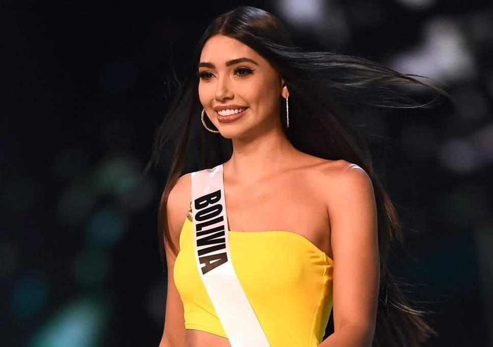 Quitan la corona a Miss Bolivia 2018 por estar embarazada de casi dos meses
