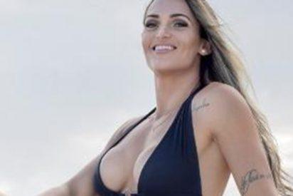 Esta luchadora de la MMA le da una paliza a un salido que se masturbaba mientras la miraba