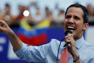 El 'gesto' de la Comunidad de Madrid para dar la bienvenida a Juan Guaidó