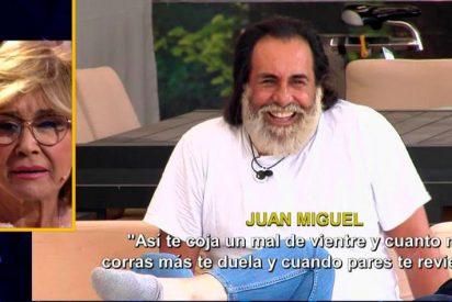 """Juan Miguel llama """"mala puta"""" a Mila Ximénez y además le echa mal de ojo"""