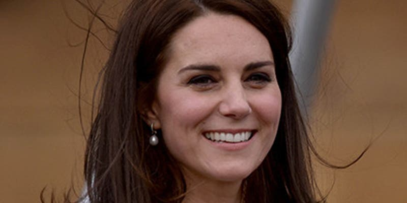 Kate Middleton: Un accidente con su minifalda muestra un elegante y sensual secreto