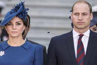 La foto del príncipe Guillermo con su aristócrata vecina que confirma que Kate Middleton sí es una cornuda