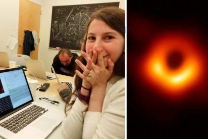 La brillante mujer detrás de la primera foto del agujero negro