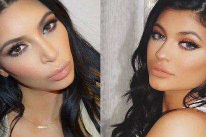 """KKW Fragance: Los """"morritos"""" de las Kardashian"""
