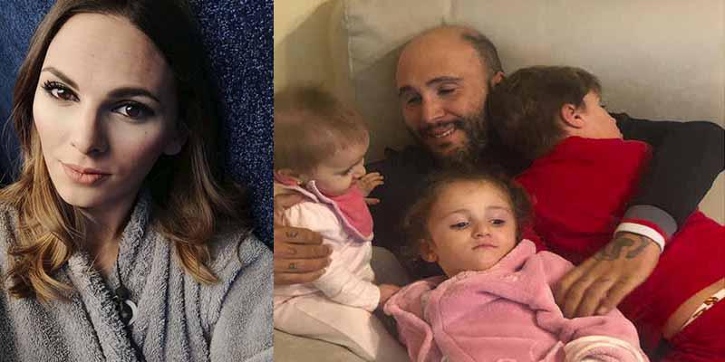 Irene Rosales regresa a Sevilla para reencontrarse con sus hijas