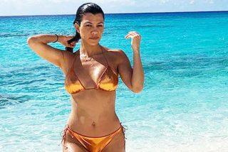 La imponente Kourtney Kardashian revela que productos utiliza para sus relaciones íntimas
