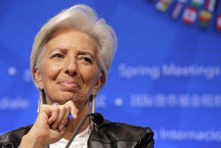 Christine Lagarde (BCE) empeora las previsiones para la economía de la Eurozona en 2020