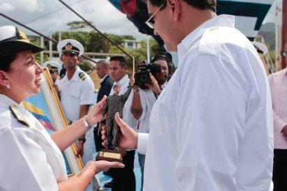 Testaferro de exministra de Defensa chavista también opera en España
