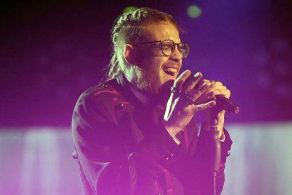 Andrés Martín, de cantar en el Metro de Madrid a proclamarse ganador de 'La Voz'