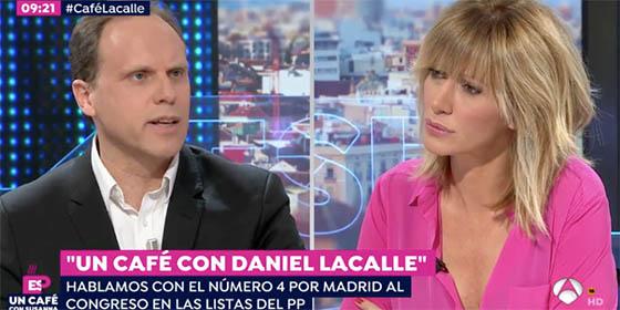 """Daniel Lacalle va a machete contra el PSOE: """"Pocas veces les llamé mentirosos; exijo que se retracten y no me voy a olvidar"""""""
