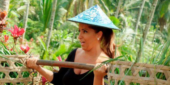 Las Salazar ('Gipsy Kings') sobreviven a un terremoto en Bali pero casi pierden al pequeño de la familia