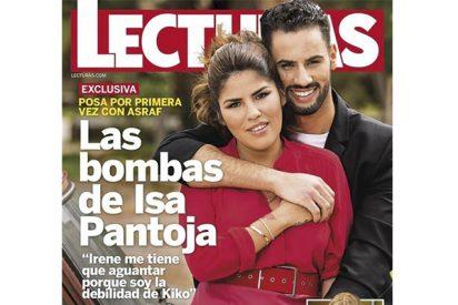 Cachondeo con este titular sobre Isa Pantoja en la revista 'Lecturas'