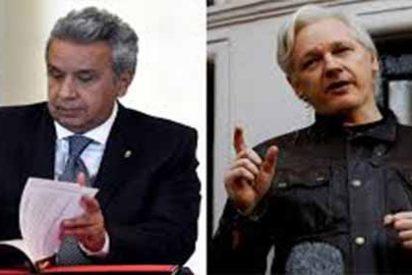 "WikiLeaks desvela que Ecuador echará a Julian Assange de la embajada en ""horas o días"""