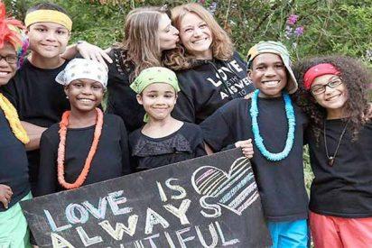 Dos lesbianas progres matan a los seis niños que adoptaron y medios progres lo ocultan