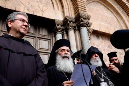 Israel no permite a los cristianos de Gaza acudir a las fiestas de Pascua en Jerusalén