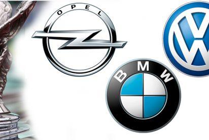 ¿Sabes cuál es el significado de estos 5 logos automovilísticos?
