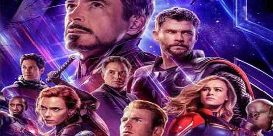 """""""Avengers: Endgame"""" es nuevo record en taquilla, alcanza 1.209 millones de dólares"""