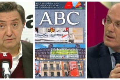 """Losantos no se traga la encuesta de ABC que da ganador a Sánchez: """"¿Dónde han ido a parar los votos de VOX?"""""""