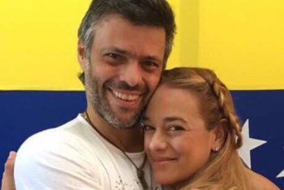 """""""5 años preso injustamente"""": El mensaje de Lilian Tintori tras 12 años casada con Leopoldo López"""