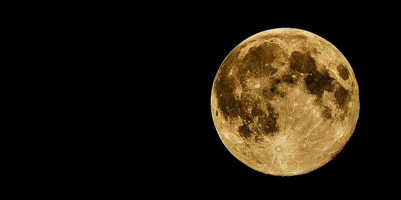 Una científica logra calcular la temperatura interna de la luna