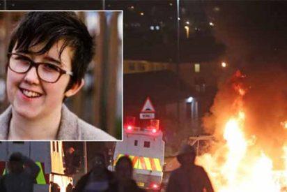 Dos terroristas adolescentes detenidos por el asesinato de la periodista en Irlanda de Norte