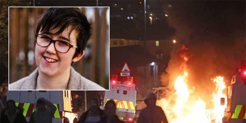 """Muere la periodista Lyra McKee en Irlanda del Norte durante un """"incidente terrorista"""""""