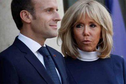 La respuesta del presidente Macron a los chalecos amarillos: bajar impuestos y subir pensiones