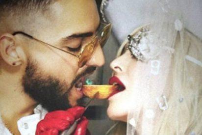 Maluma: El 'machote' detrás de la guerra de celos entre Miley Cyrus y Madonna