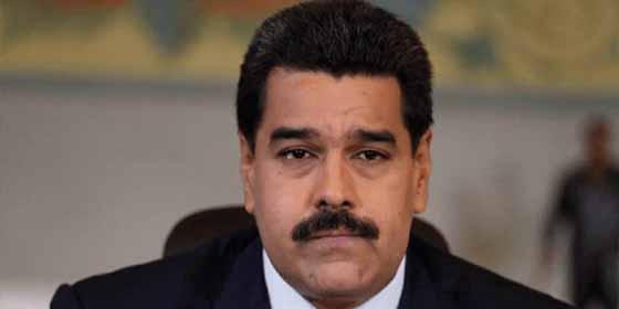 """Aparece Maduro: Presume de """"nervios de acero"""", pero ruega asustado el apoyo de sus paramilitares"""