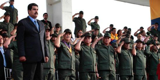 ¿Las 'brisas bolivarianas' podrán llevar a una intervención militar en Venezuela?: Los países del TIAR analizarán el peligro regional de la dictadura de Maduro