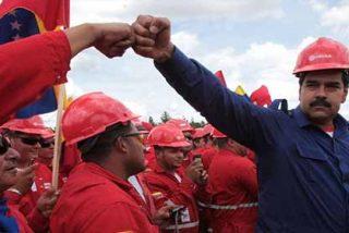 El chavismo hunde la producción petrolera a los mínimos de febrero de 1943