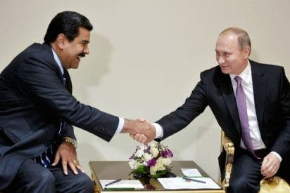 Imperialismo ruso: Desvelan el plan de pagos con el que Putin pone de rodillas a la Venezuela chavista