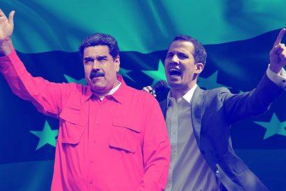 """Juan Guaidó reconoce que """"el régimen de Nicolás Maduro saliva con detenerme"""""""